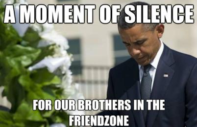 Obama friendzone