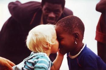 black-white-kids-africa